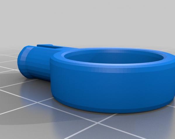 钻戒  3D模型  图5