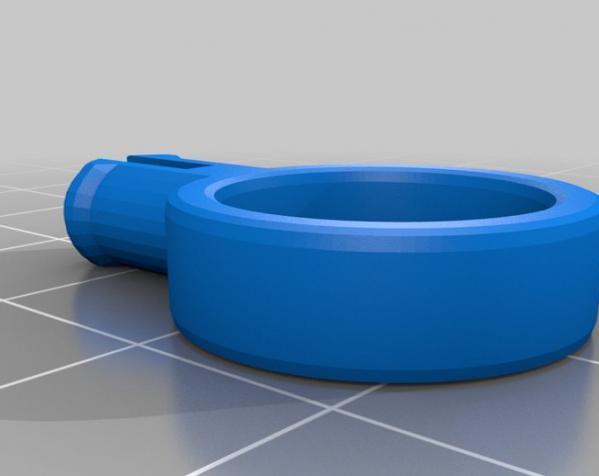钻戒  3D模型  图6