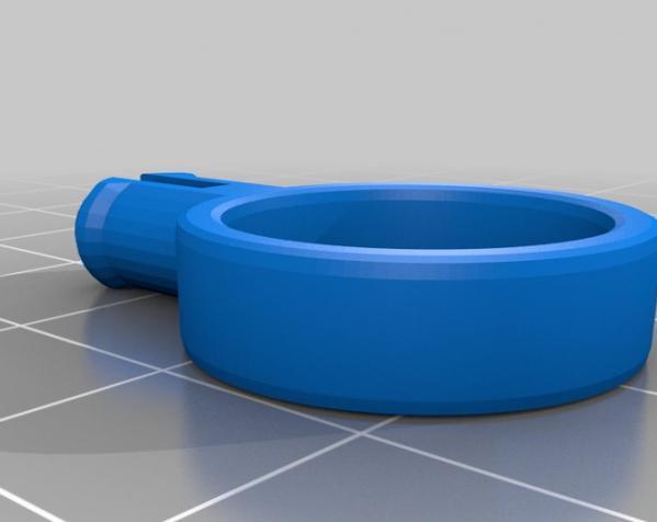 钻戒  3D模型  图8
