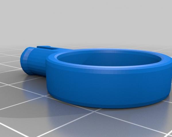 钻戒  3D模型  图9