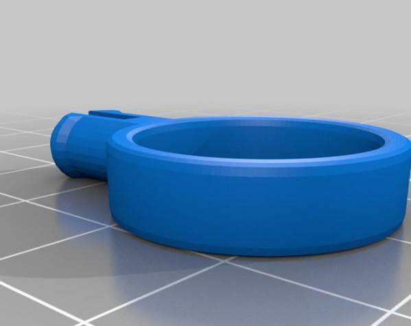 钻戒  3D模型  图10