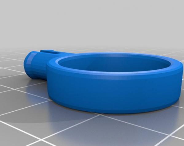 钻戒  3D模型  图11
