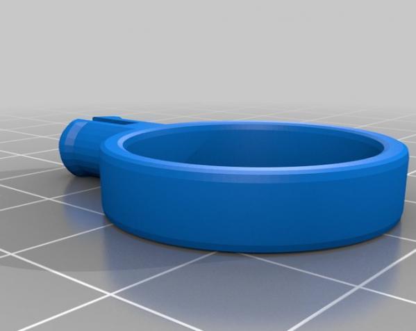 钻戒  3D模型  图13