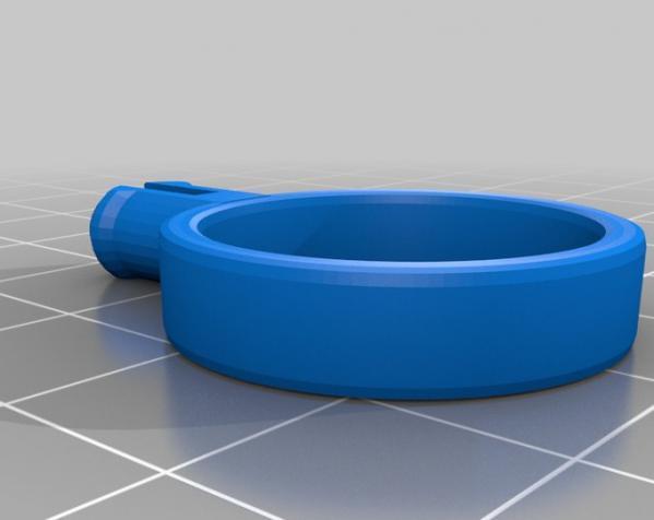 钻戒  3D模型  图12