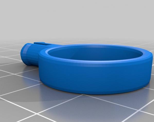 钻戒  3D模型  图15