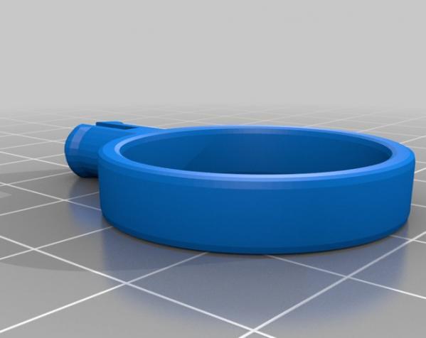 钻戒  3D模型  图17