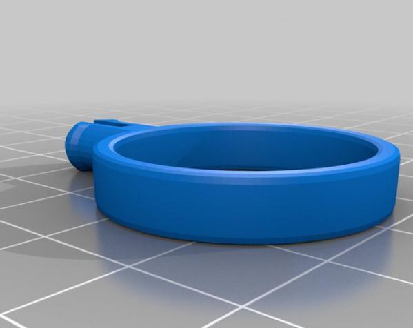 钻戒  3D模型  图19