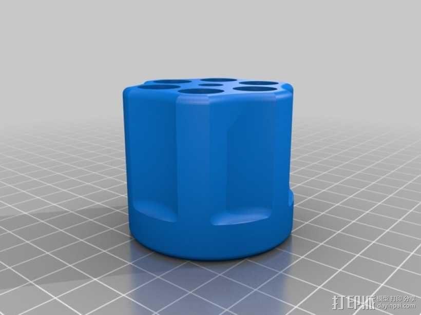 护目镜 3D模型  图2