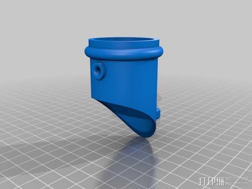 护目镜 3D模型  图3