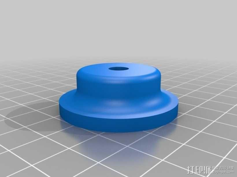 护目镜 3D模型  图4