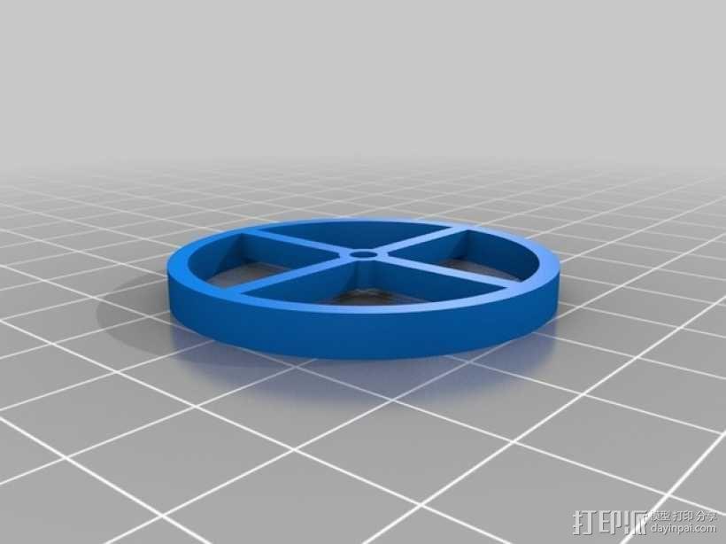 护目镜 3D模型  图5