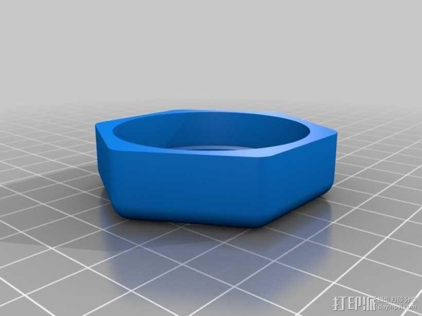 护目镜 3D模型  图7