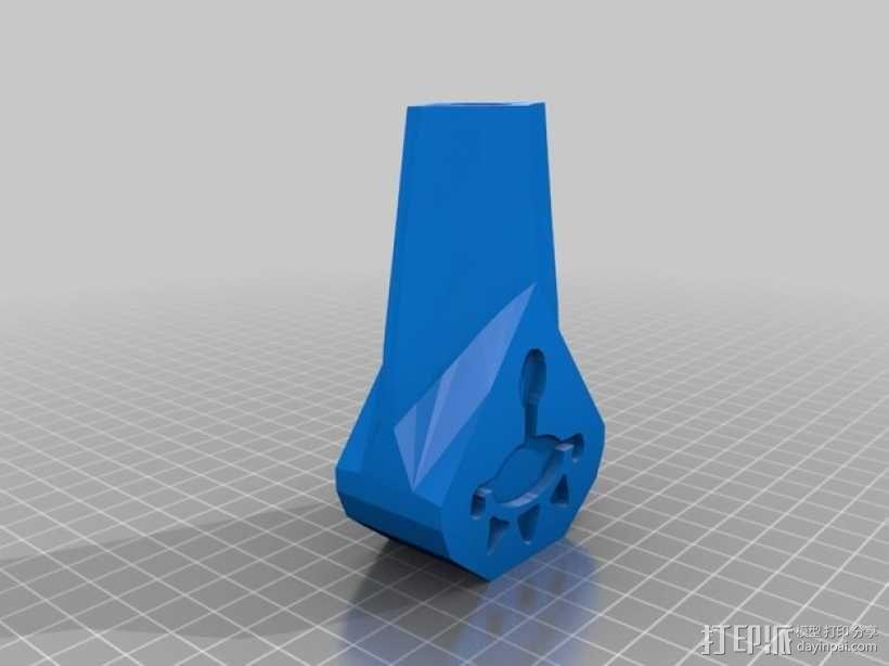 海拉尔酋长的武器 3D模型  图6