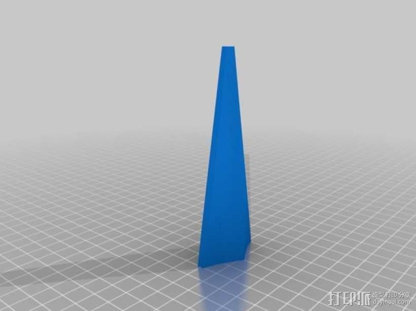 海拉尔酋长的武器 3D模型  图7