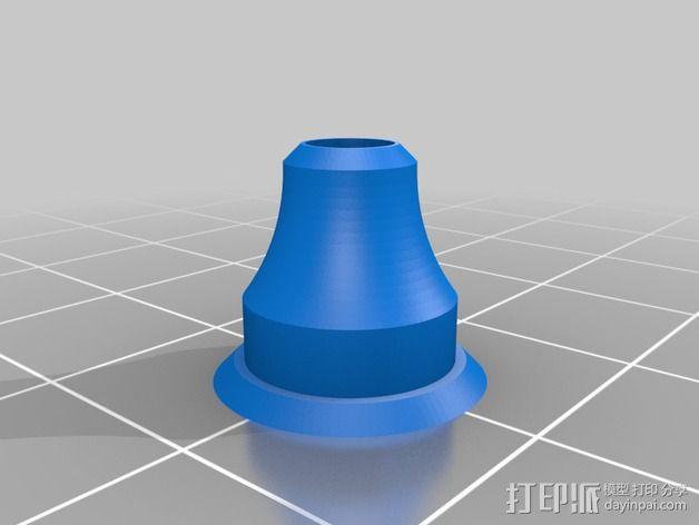 立体声无线耳机 3D模型  图2