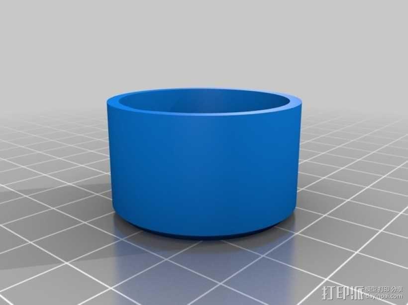 立体声无线耳机 3D模型  图3