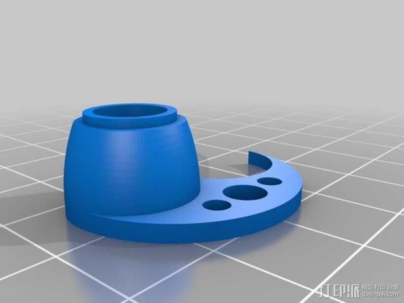 立体声无线耳机 3D模型  图6