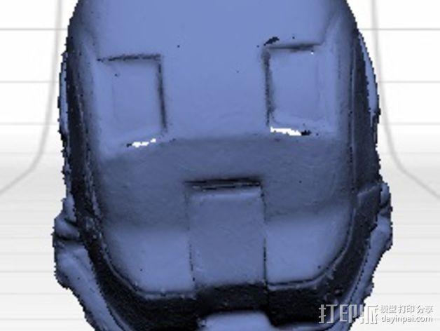EOD机器人头盔 3D模型  图9