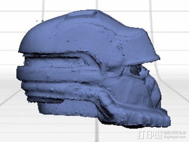 EOD机器人头盔 3D模型  图10
