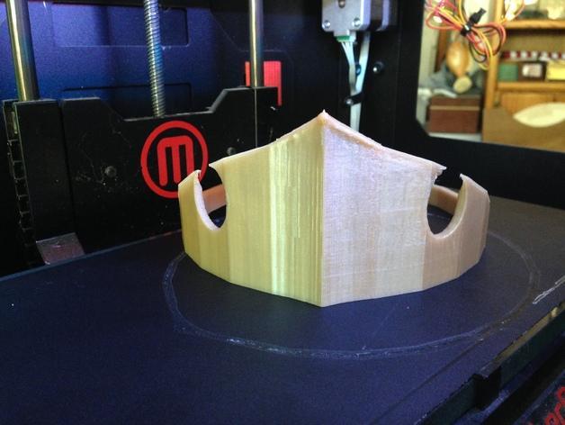 公主王冠 3D模型  图3