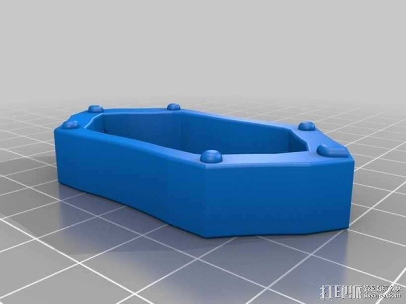 Melisandre的项链 3D模型  图4