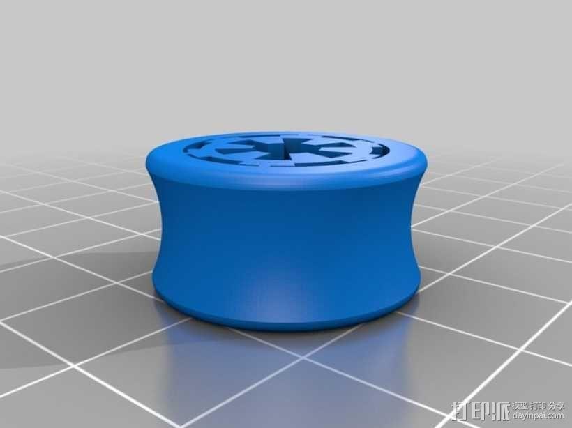 星际大战 耳塞 3D模型  图4