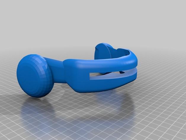 镭射眼镜  3D模型  图5