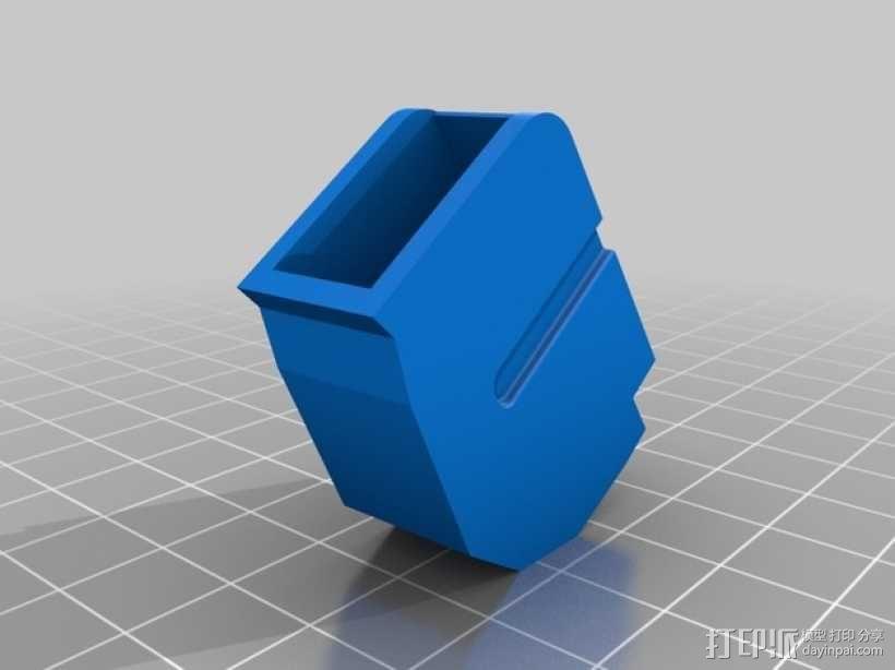 企鹅 吊坠 3D模型  图8