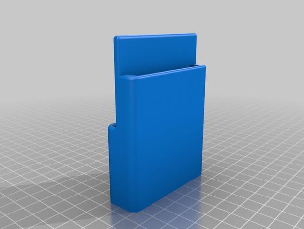 钱包 卡包 3D模型  图2