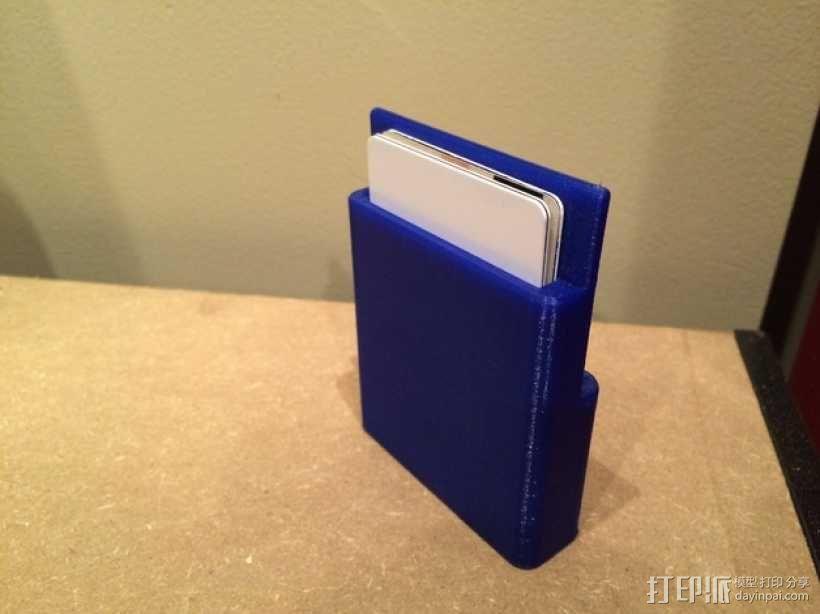 钱包 卡包 3D模型  图1