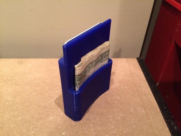 钱包 卡包 3D模型  图3