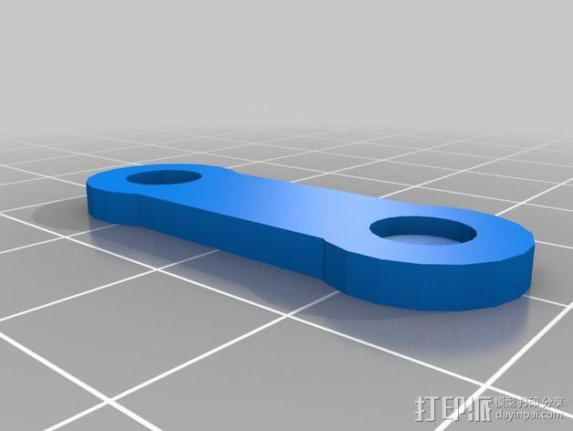Zheng 3 小齿轮 3D模型  图3