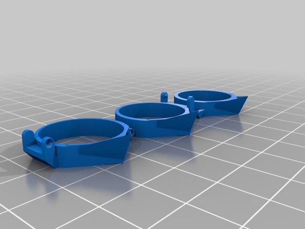 手指套环  3D模型  图2