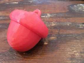 橡树果 3D模型