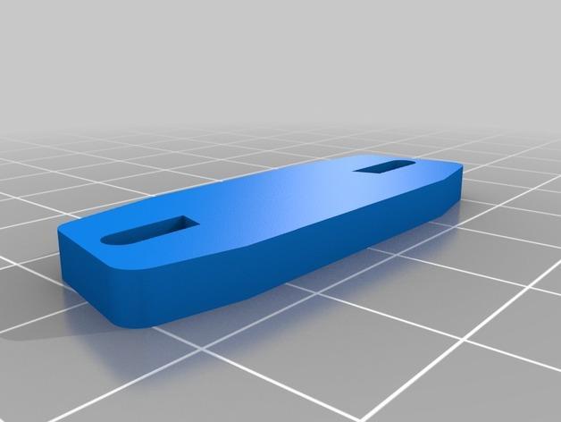 星际迷航 标志 3D模型  图4