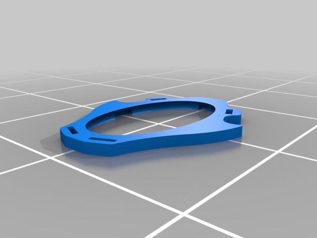 鲨鱼服 3D模型  图5