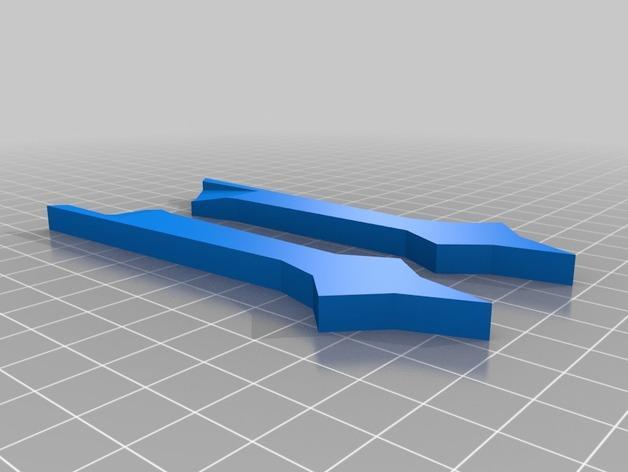 神奇女侠之剑 3D模型  图3