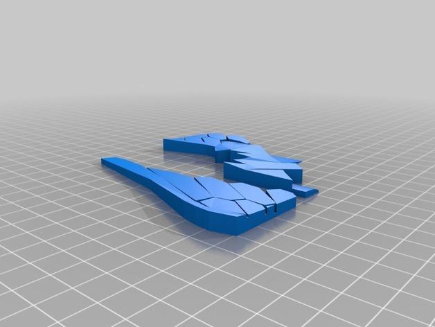 神奇女侠之剑 3D模型  图6