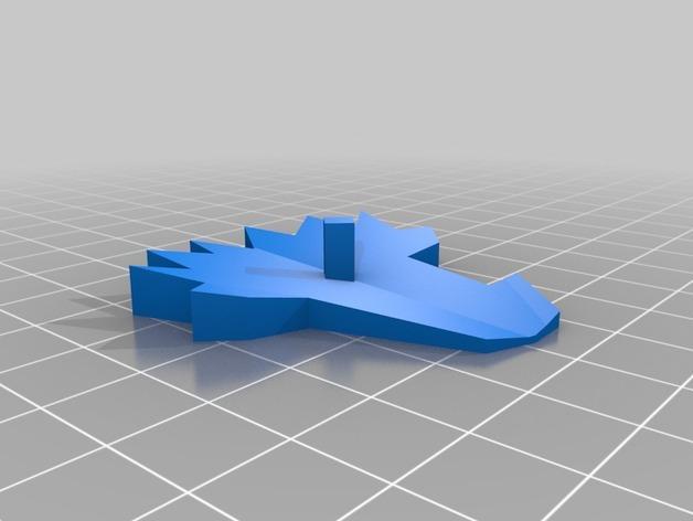神奇女侠之剑 3D模型  图5