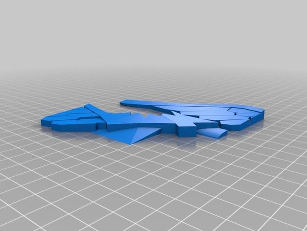 神奇女侠之剑 3D模型  图7