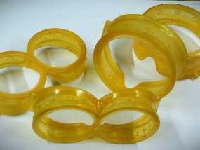 小黄人眼镜 3D模型
