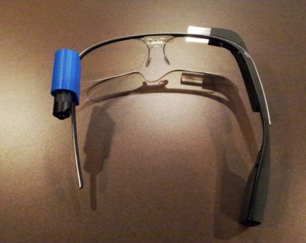 G-Torch谷歌眼镜  3D模型  图2