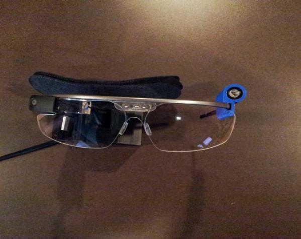 G-Torch谷歌眼镜  3D模型  图5