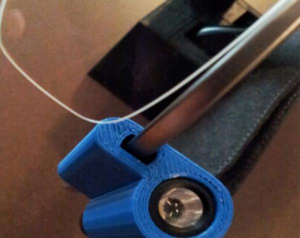 G-Torch谷歌眼镜  3D模型  图4