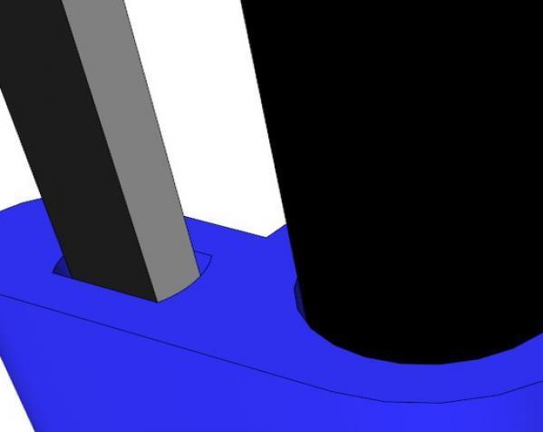 G-Torch谷歌眼镜  3D模型  图10