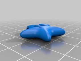 马里奥能量星模型 3D模型