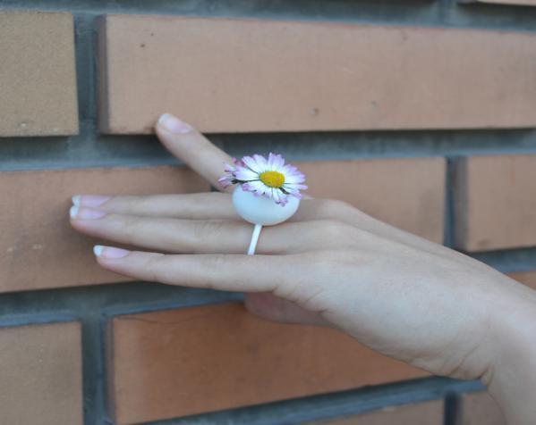 珍珠戒指 3D模型  图5