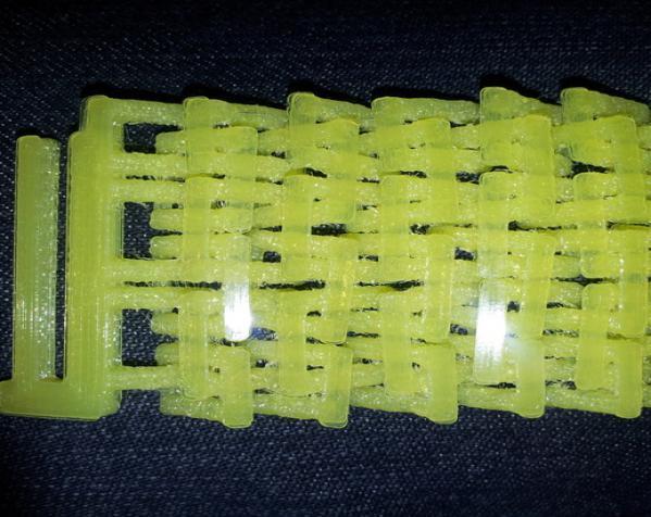 锁甲手链 3D模型  图3