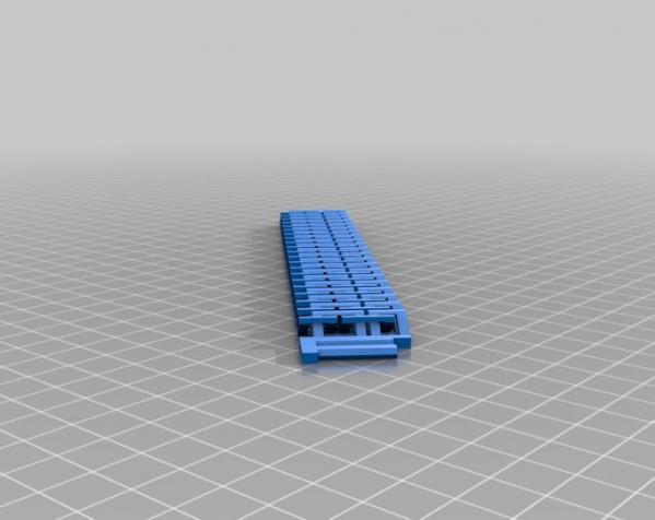 锁甲手链 3D模型  图4