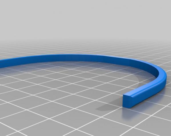 重力鞋 3D模型  图4